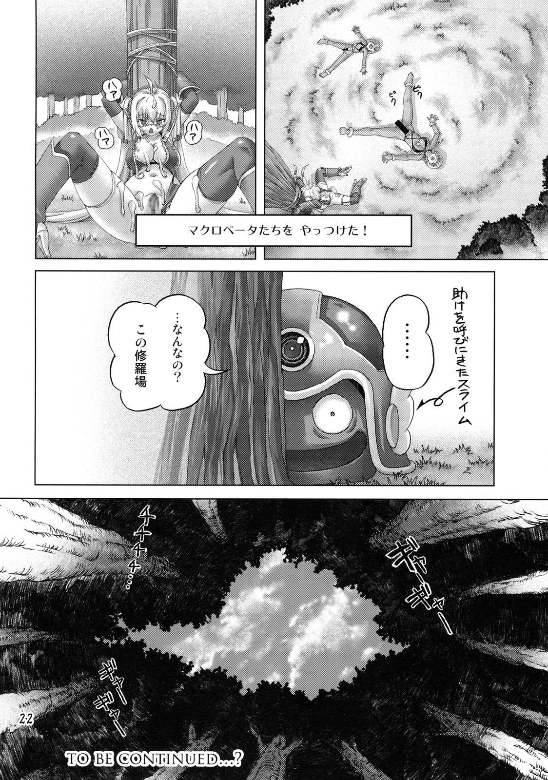 Zoku Senshi vs. 20