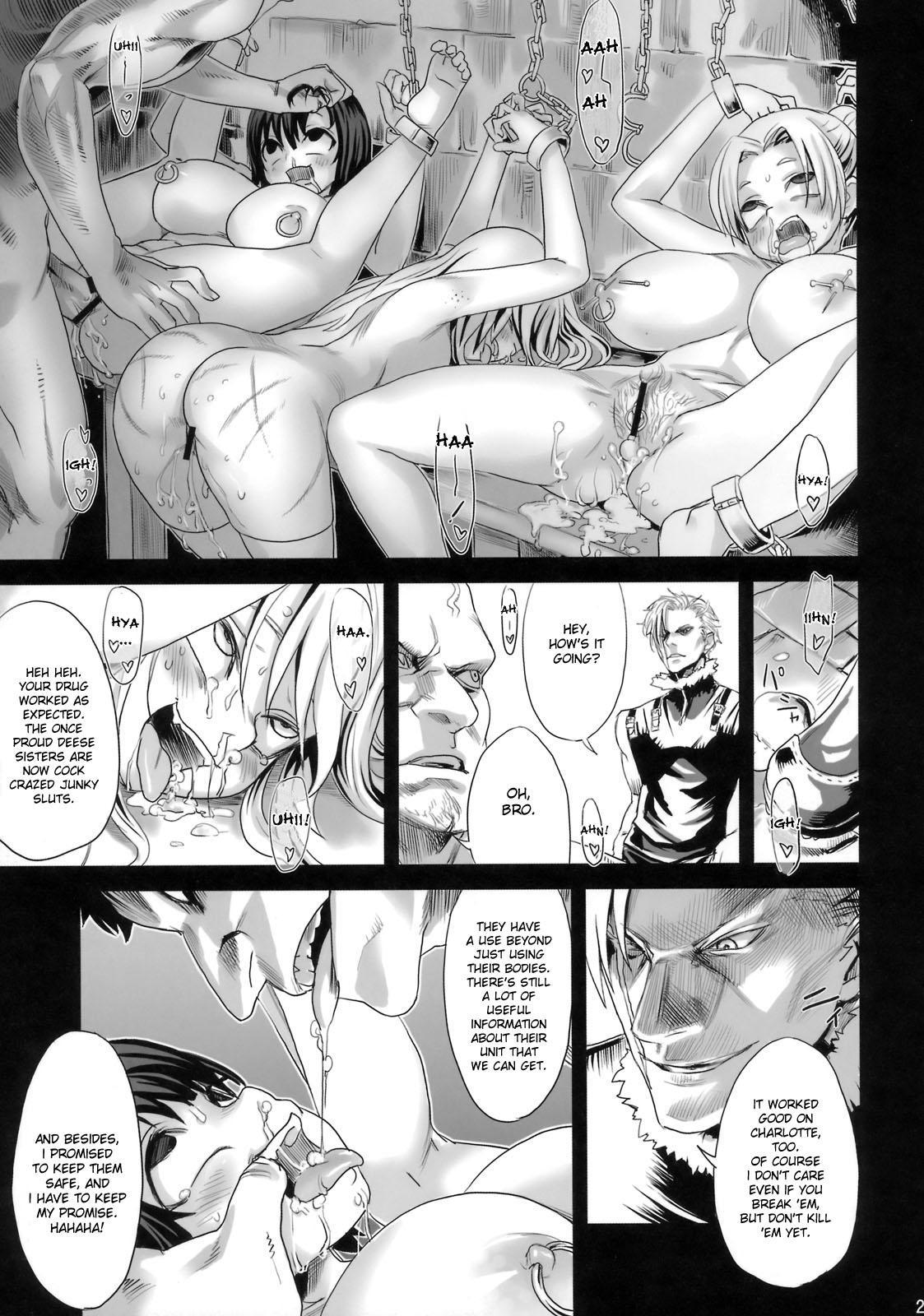 (C76) [Fatalpulse (Asanagi)] Victim Girls 7 - Jaku Niku Kyoushoku Dog-eat-Bitch (Fantasy Earth Zero) [English] [desudesu] 21