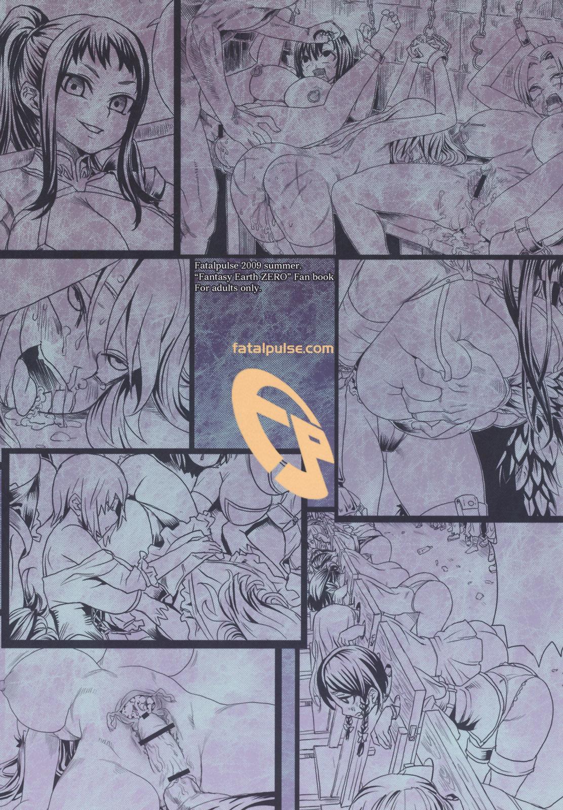 (C76) [Fatalpulse (Asanagi)] Victim Girls 7 - Jaku Niku Kyoushoku Dog-eat-Bitch (Fantasy Earth Zero) [English] [desudesu] 41