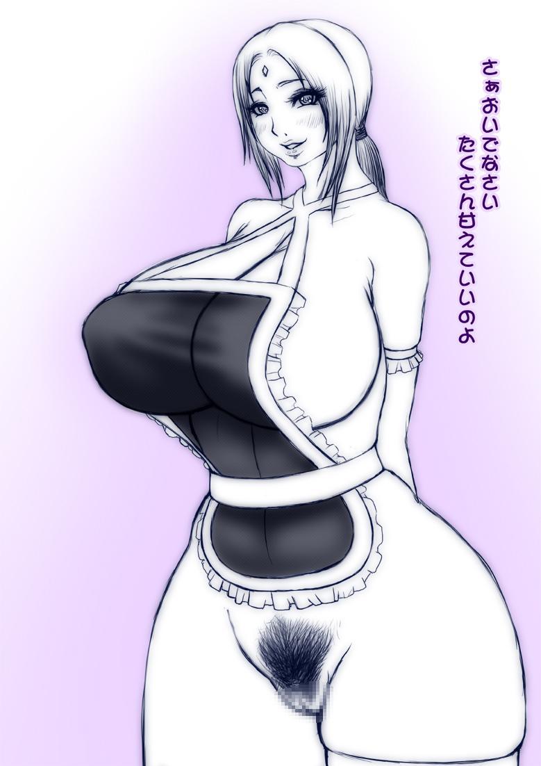 Milktank Tsunade 2