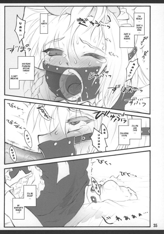 [CHIRIAKUTA] Touhou Shoujo Saiin ~Mahou Shoujohen~: Sakuya (ENG) =Wrathkal+Zorbius= 37