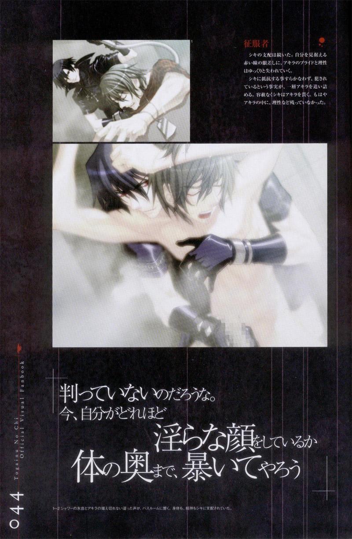 Togainu no chi -  Official Visual Fan Book 44