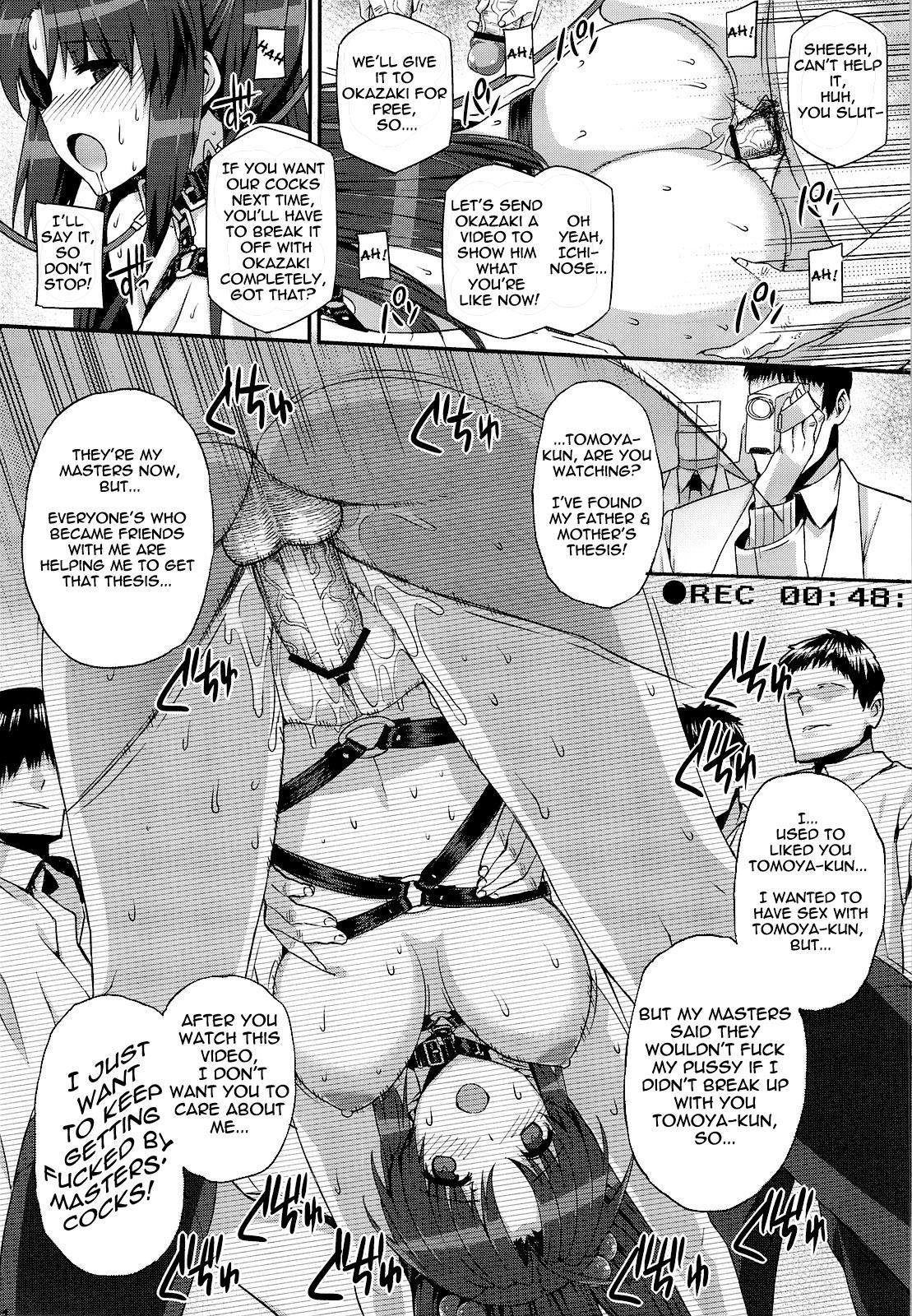 (C76) [Basutei Shower (Katsurai Yoshiaki)] CLA-MC -Saimin Hakudaku Ryoujoku Hon- (Clannad) [English] =Wrathkal+Rocketman= 29