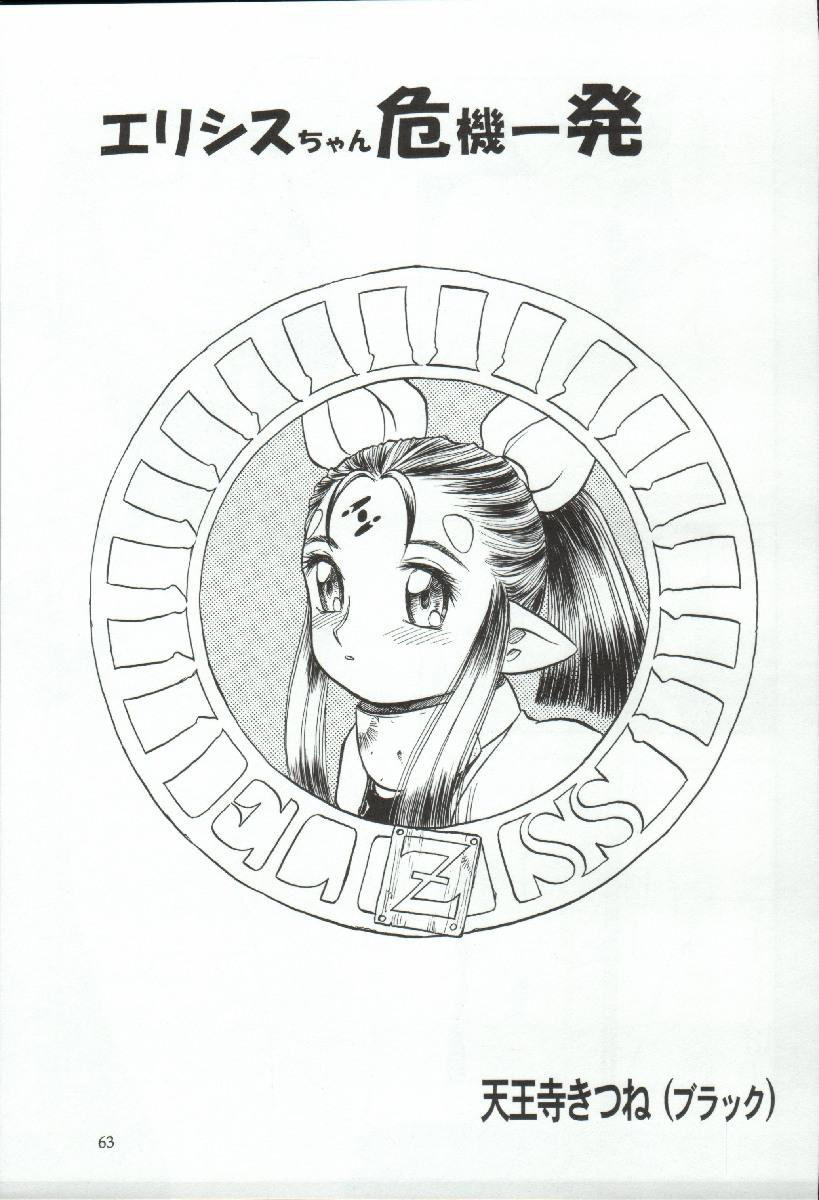 Elisiss ga Deteru Hon Kanzenban 62