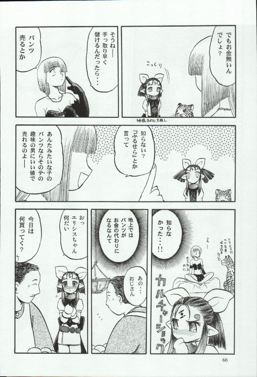 Elisiss ga Deteru Hon Kanzenban 65