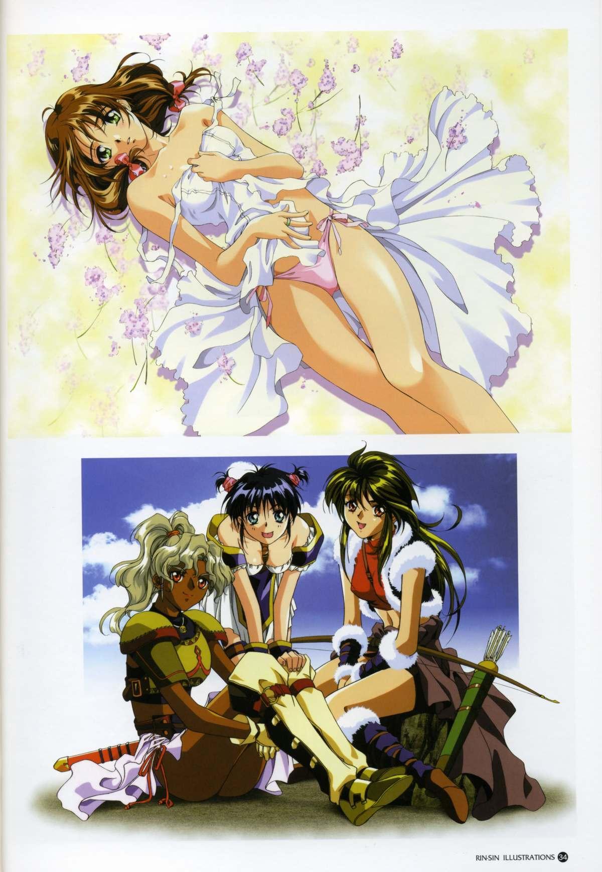 Rin Sin ILLUSTRATIONS 73