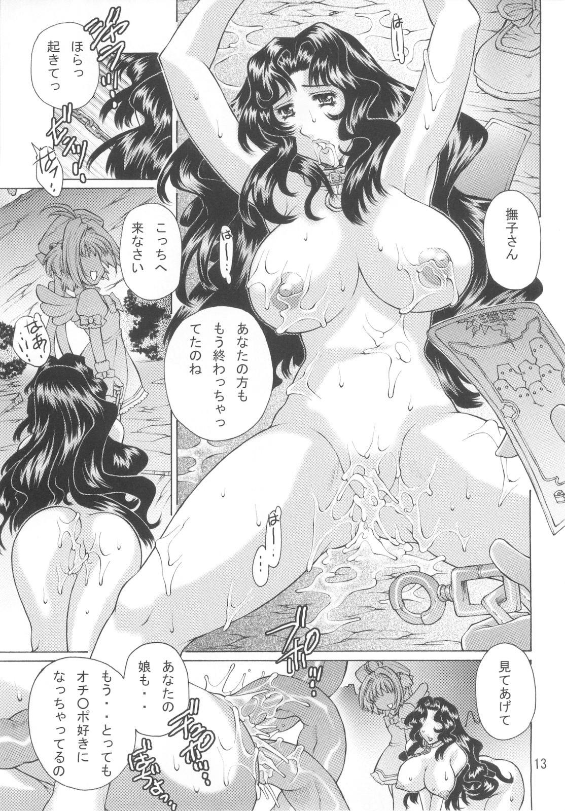 Kagami no Naka no CHERRIES 2nd 12