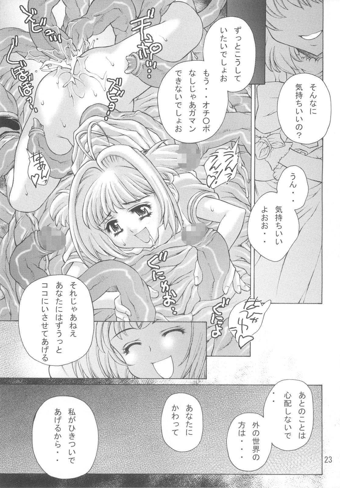 Kagami no Naka no CHERRIES 2nd 22