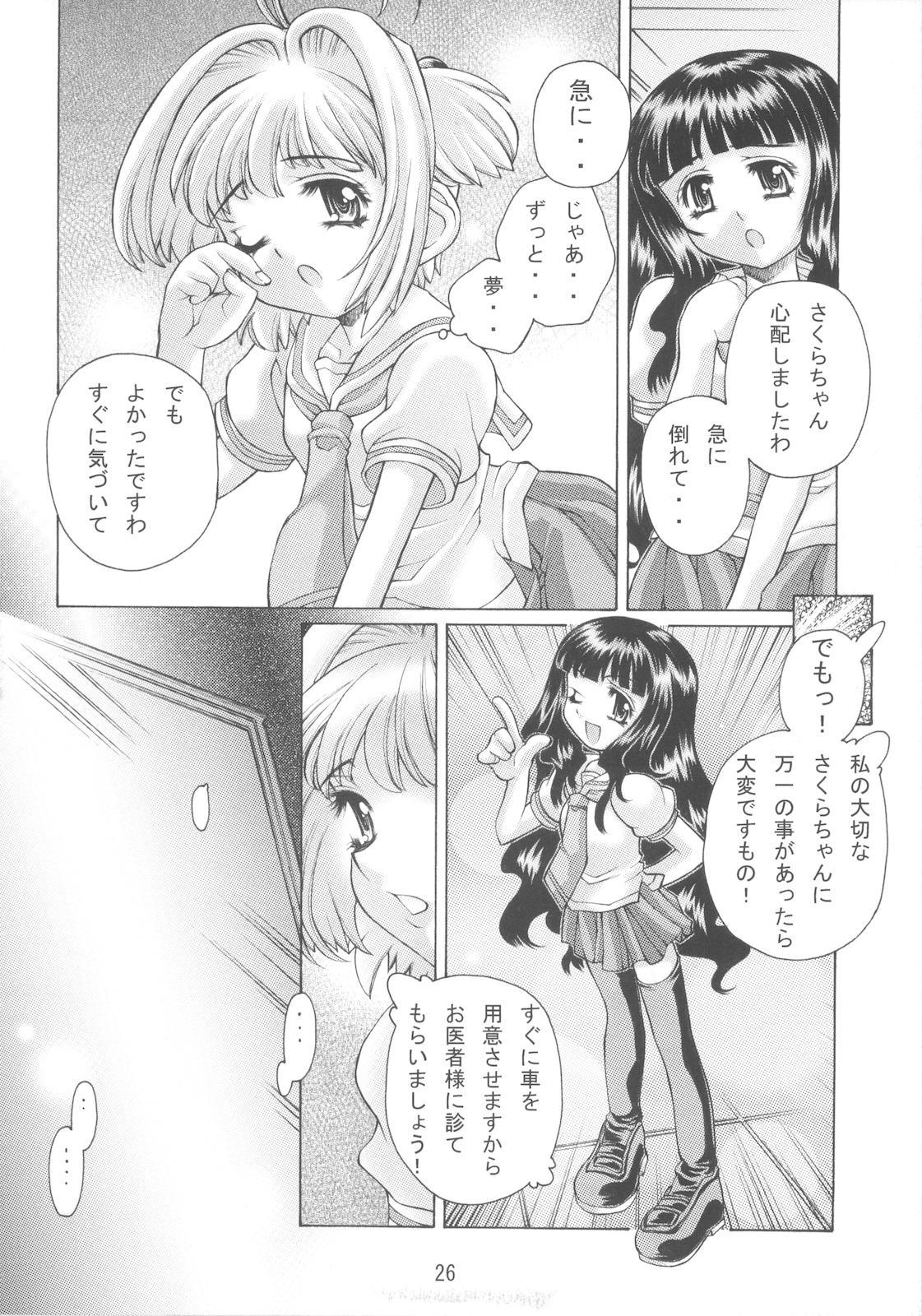 Kagami no Naka no CHERRIES 2nd 25