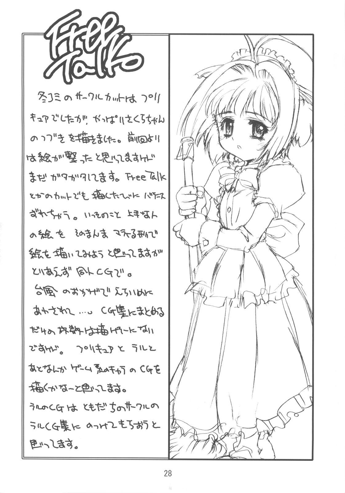 Kagami no Naka no CHERRIES 2nd 27