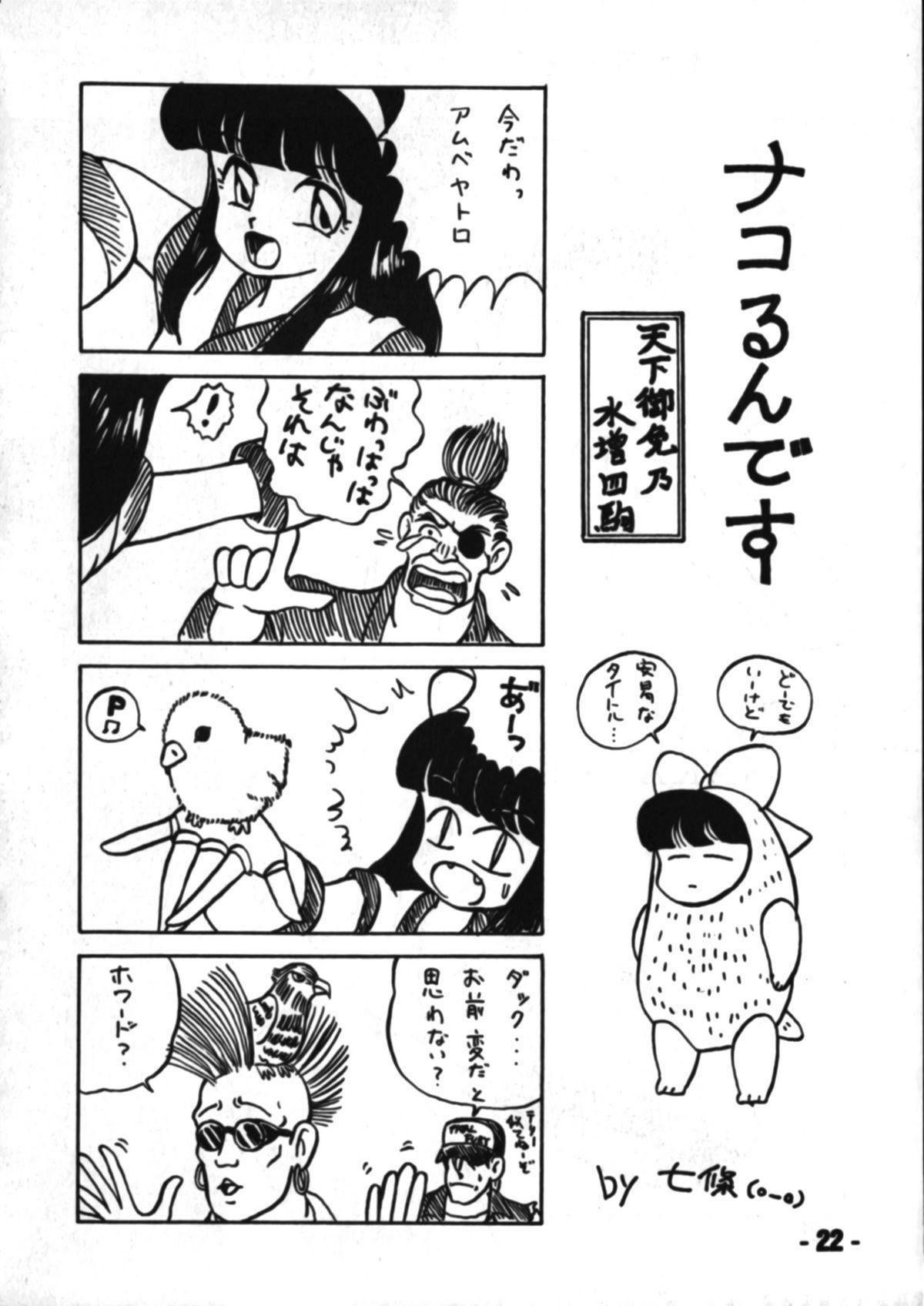 Denyuu Tougenkyou 20