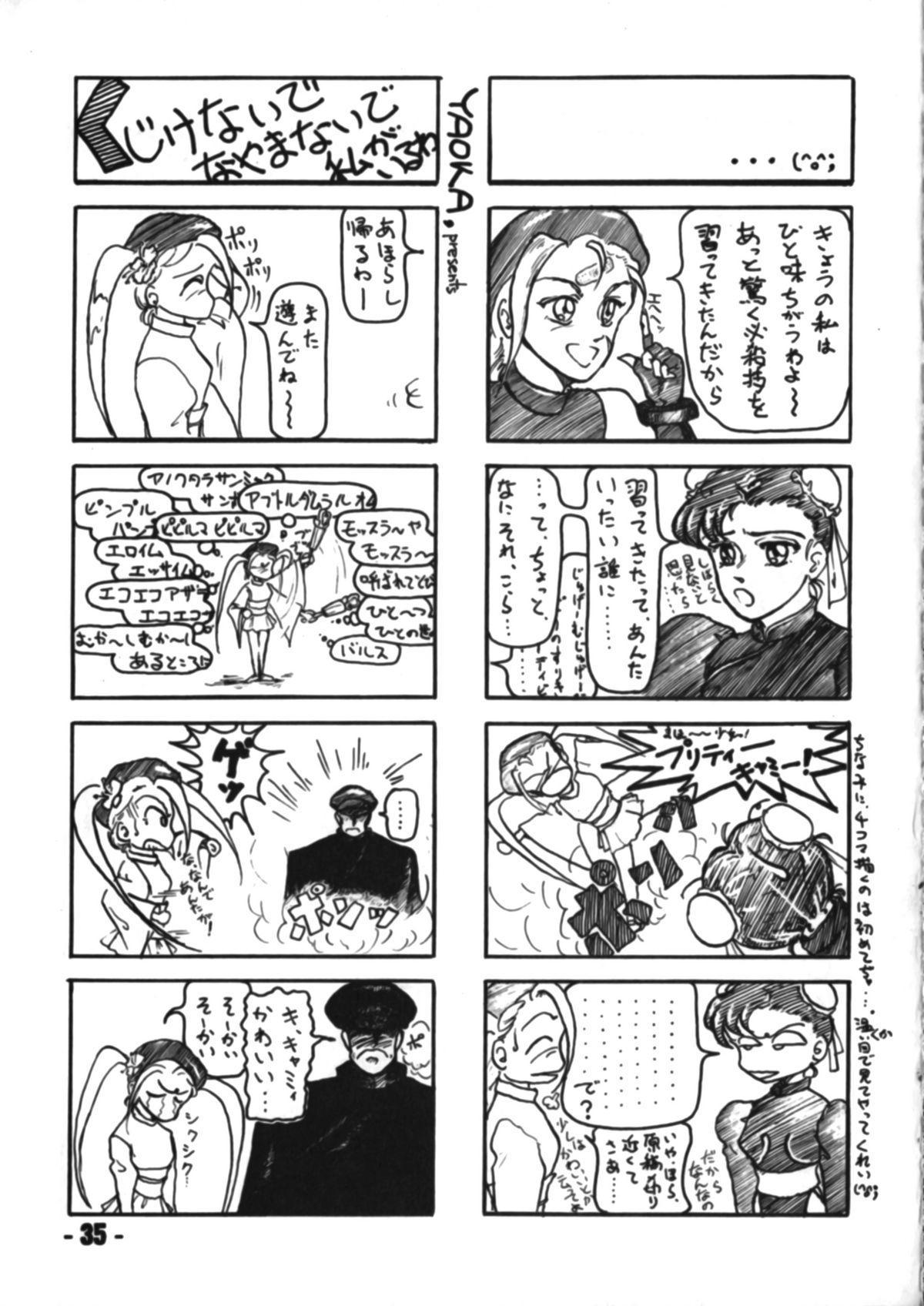 Denyuu Tougenkyou 33