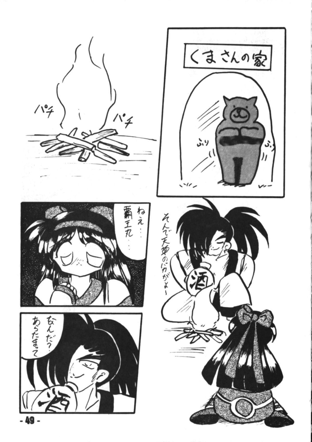Denyuu Tougenkyou 47