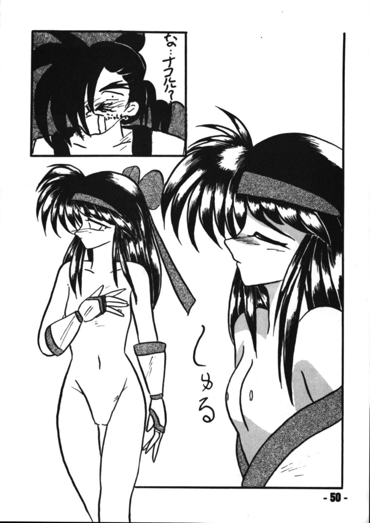 Denyuu Tougenkyou 48