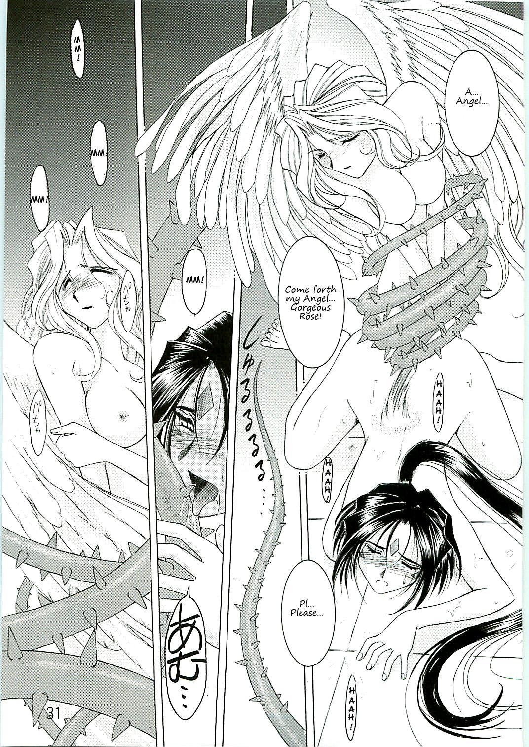 Ah! Megami-sama ga Soushuuhen 4 30