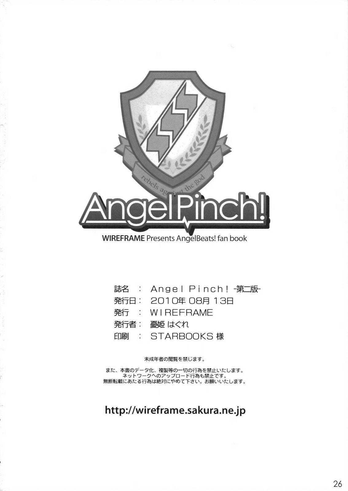 Angel Pinch! 22