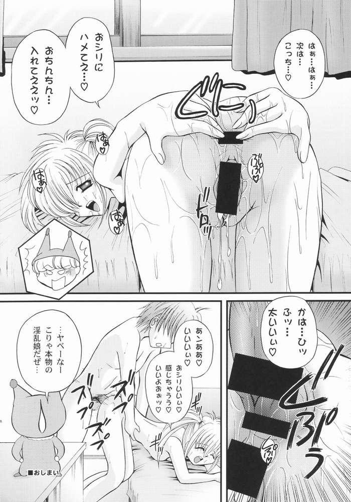 Ero Ero ☆ Fairy no Hon! 14