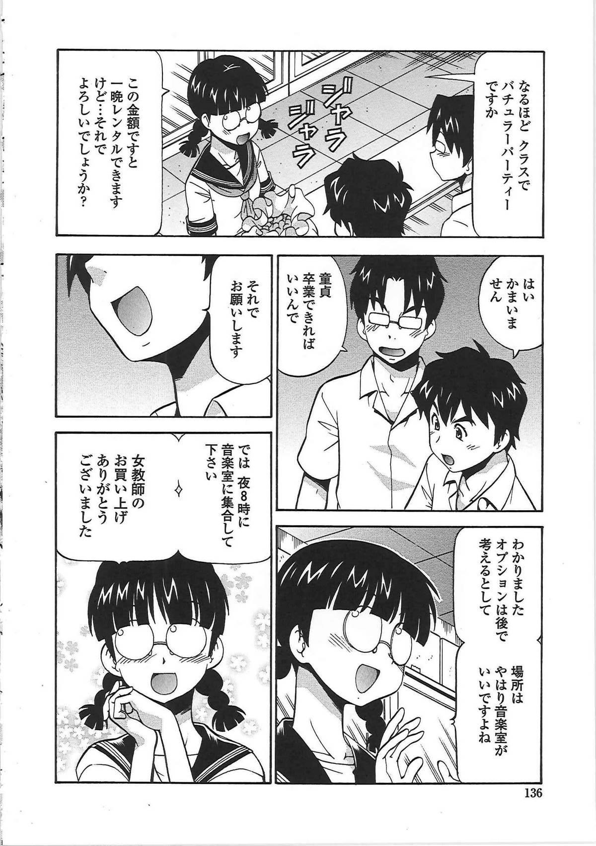 Hentai Iinchou 140