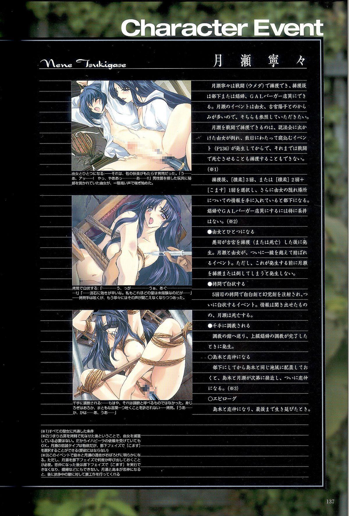 大惡司 オフィシャルガイド 138