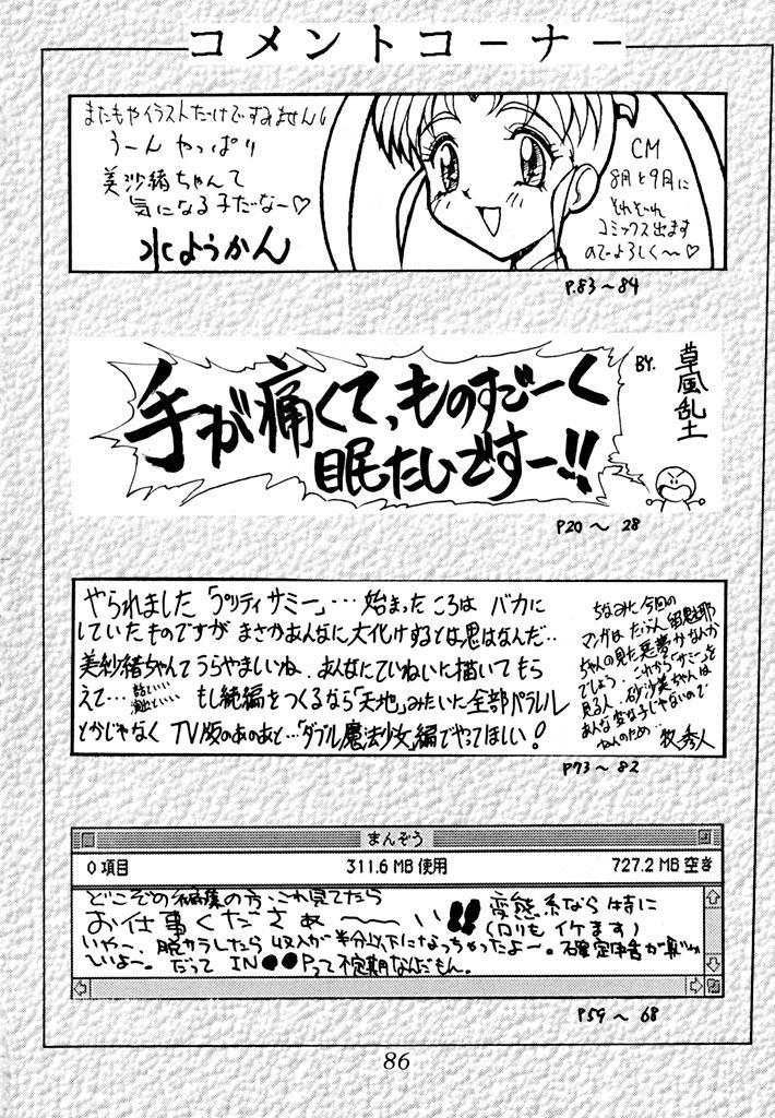 (C54) [Studio Z-Agnam (Various) Dōga komusume 9 (Various) 87