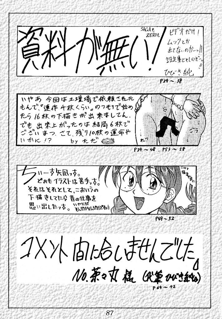 (C54) [Studio Z-Agnam (Various) Dōga komusume 9 (Various) 88