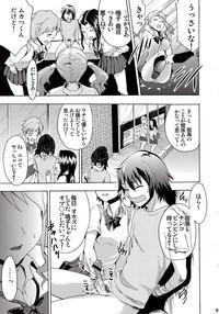Chou Sitsuren Busters 8