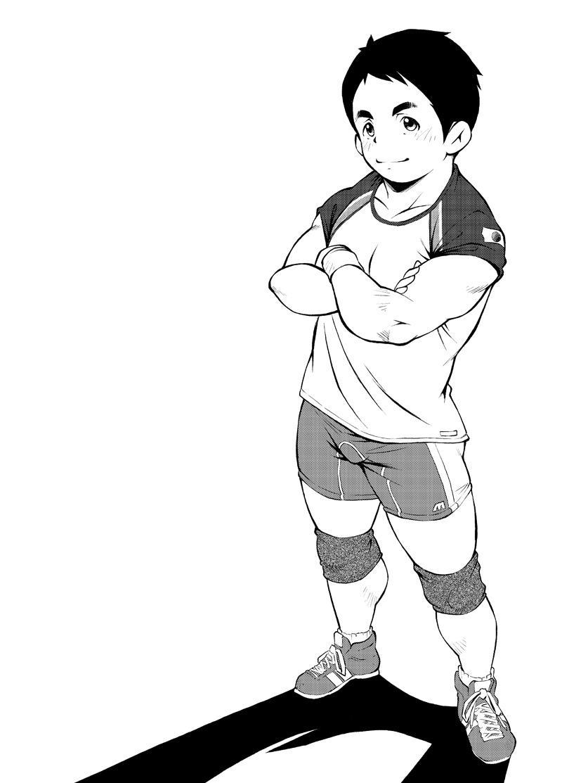 Tadashii Danshi no Kyouren Hou 38