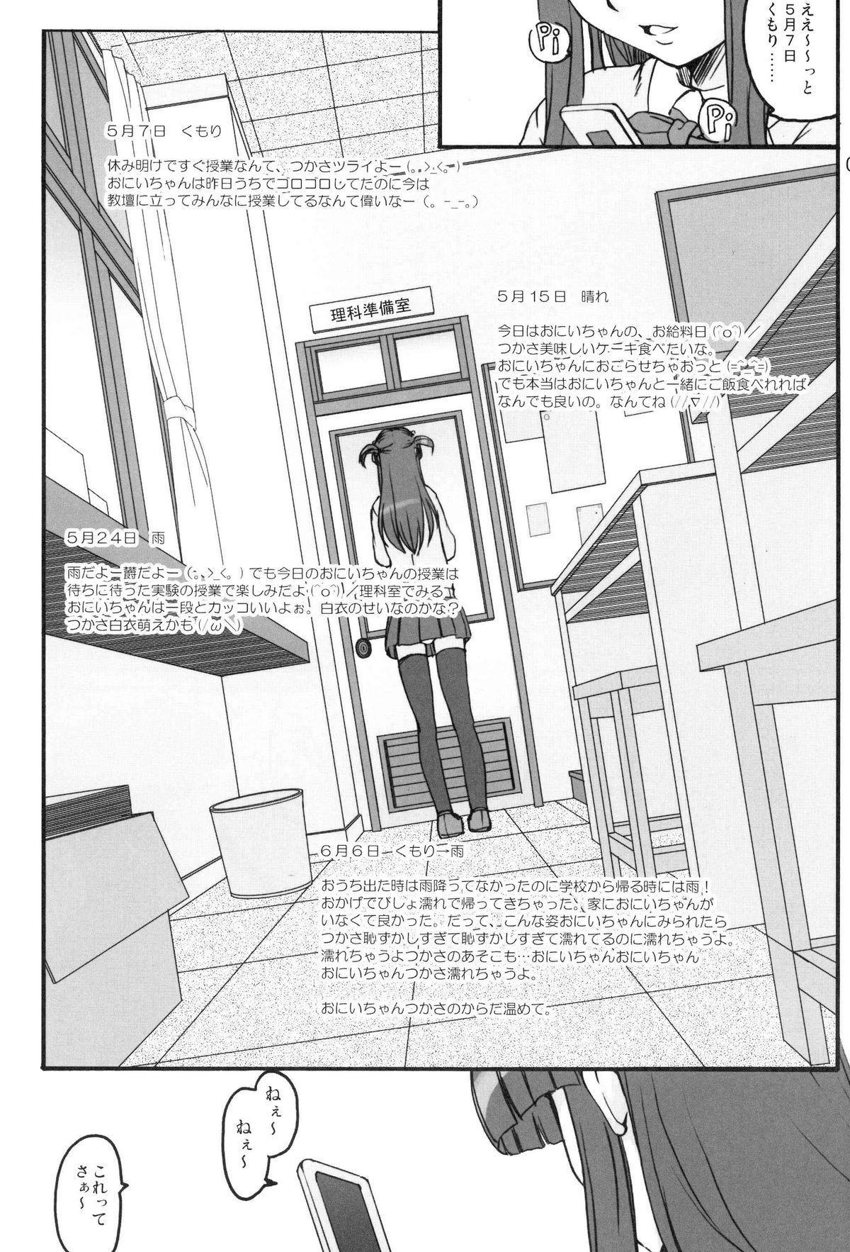 Tsukasa Blog 7