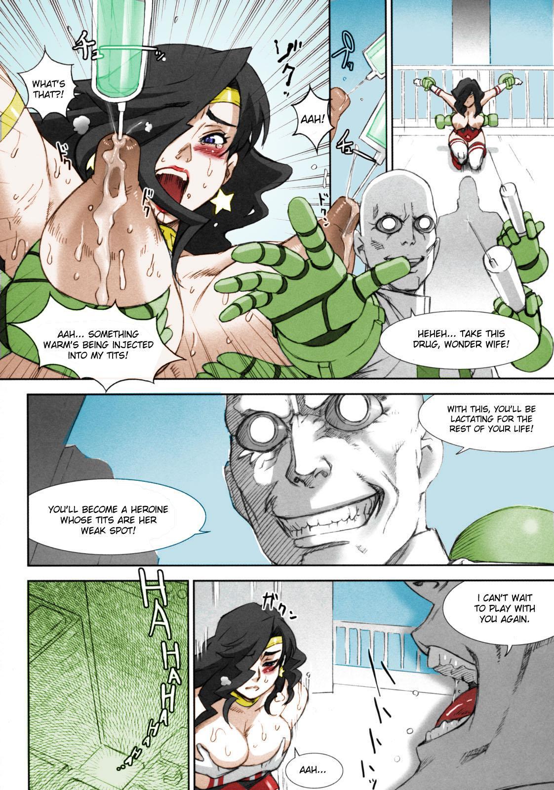 Wonder Wife: Boobs Crisis #21 11