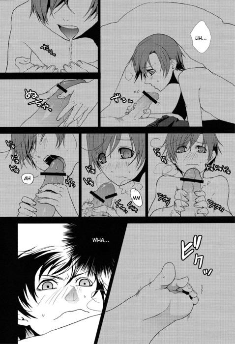 Ecchi na Kobun ha Suki Desu-ka?   Do You Like Naughty Servants? 9