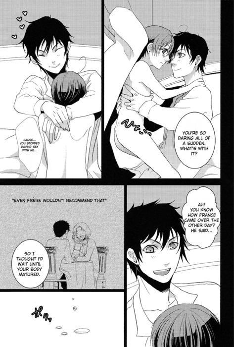 Ecchi na Kobun ha Suki Desu-ka?   Do You Like Naughty Servants? 14