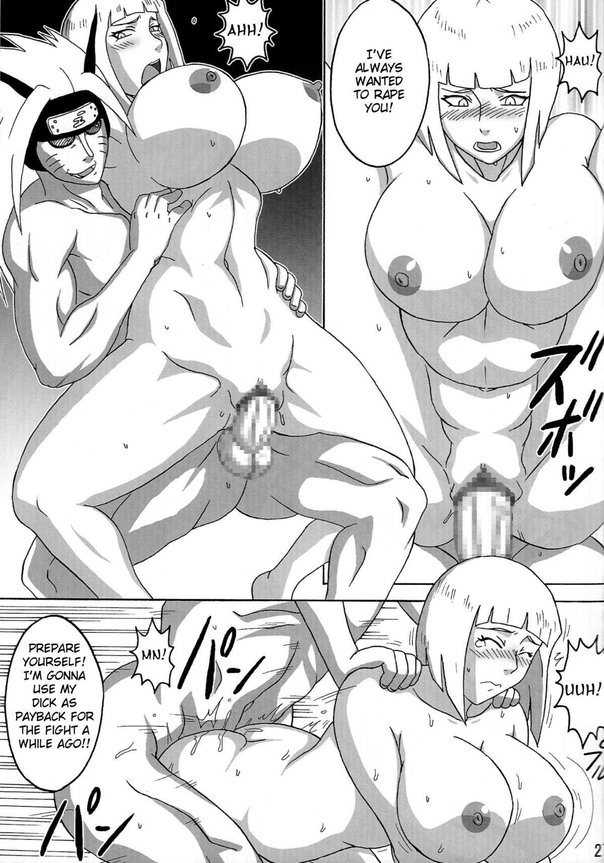 Taikan Kyonyou Shugi | Huge Breasts Rapists 27