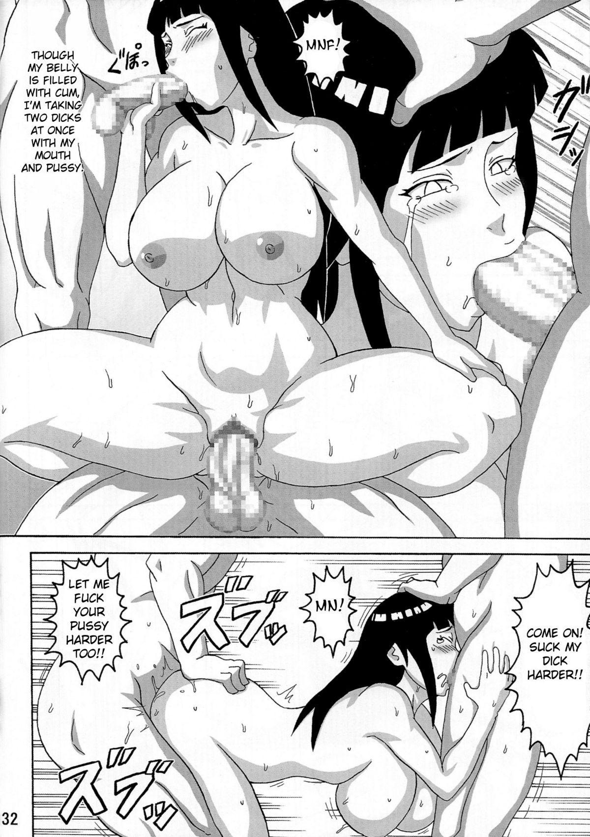 Taikan Kyonyou Shugi | Huge Breasts Rapists 32
