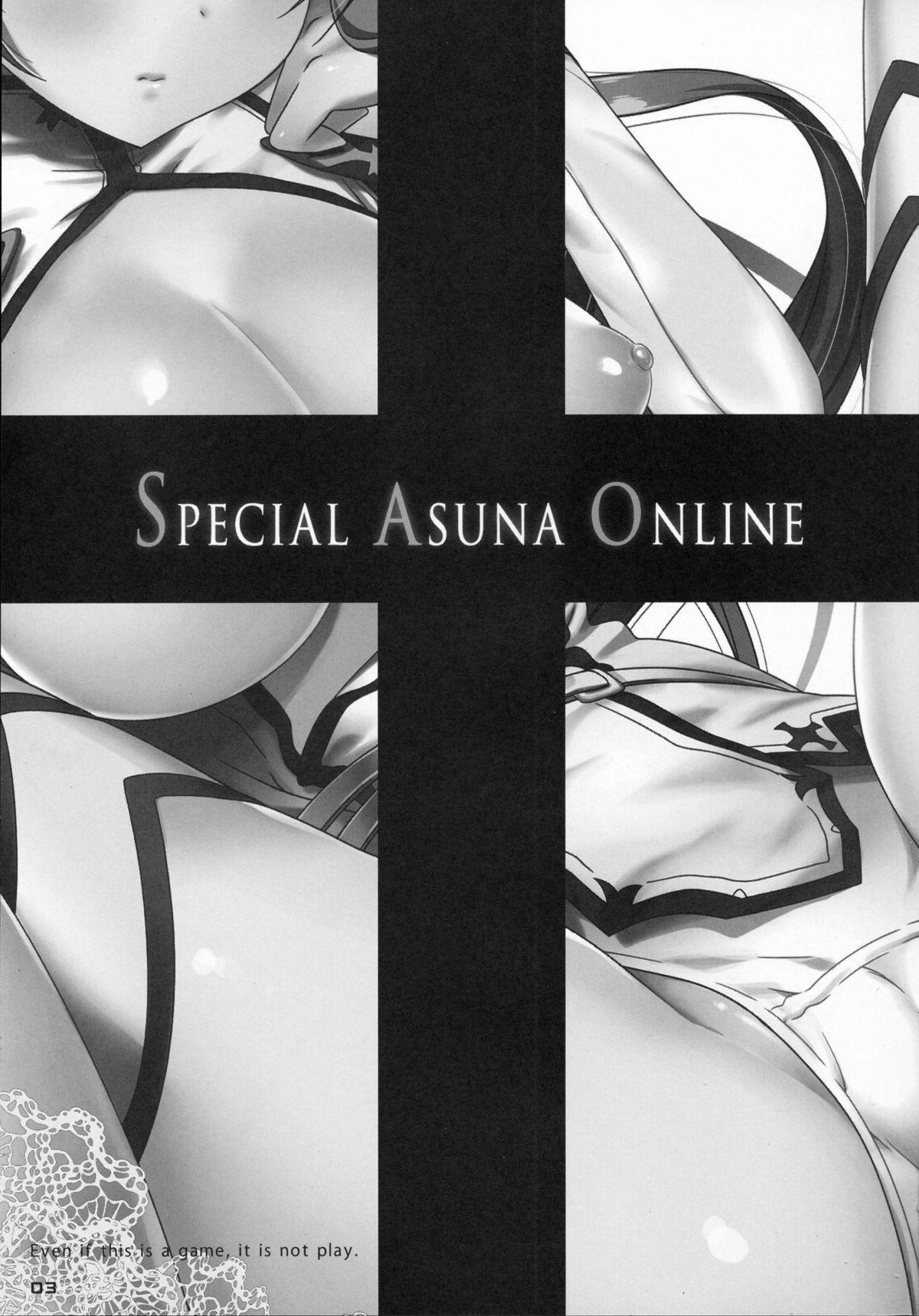 SPECIAL ASUNA ONLINE 2