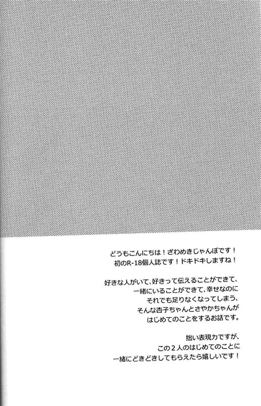 Hajimete no Koto 2