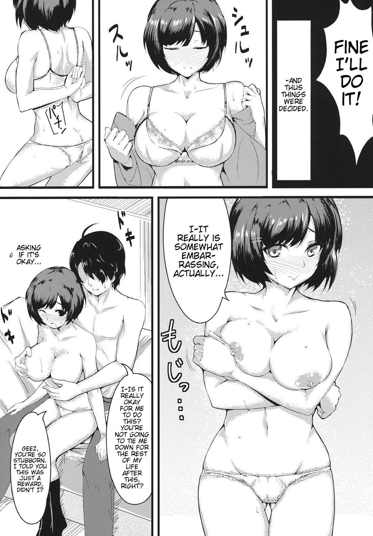 Homemonogatari 4