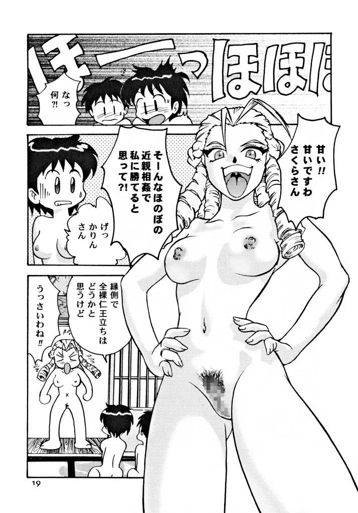 Suntetsu Satsujin 17
