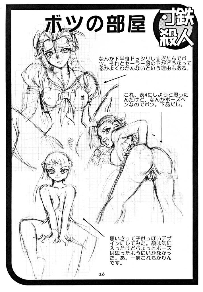 Suntetsu Satsujin 24