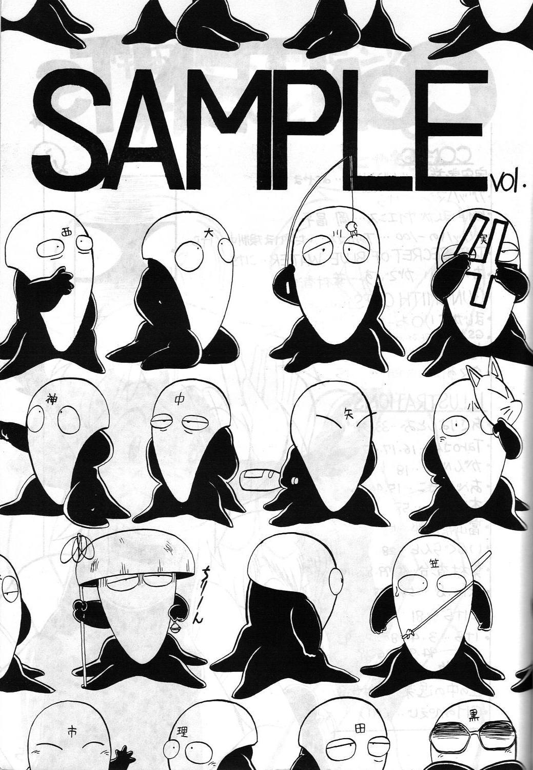 SAMPLE Vol. 4 1