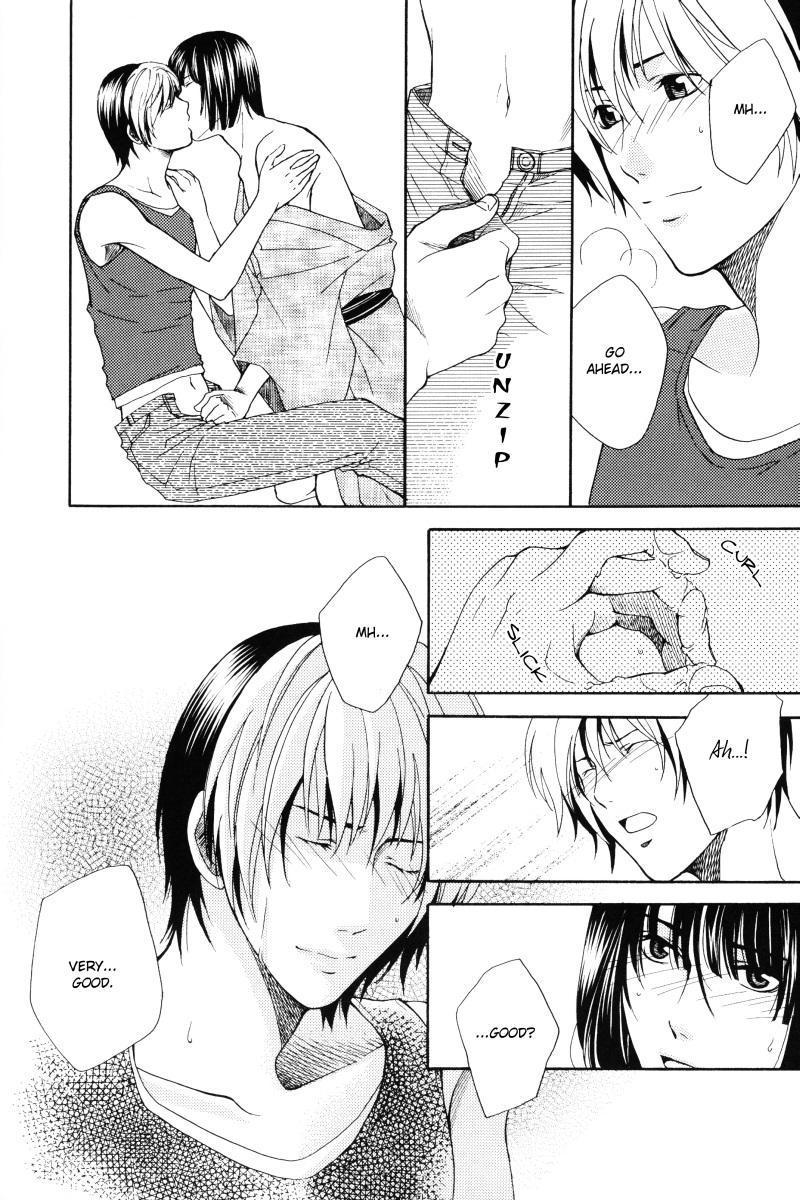 [Shiki (Hatomile)] Fall in Summer (Hikaru no Go) [English] [Arigatomina] YAOI 14