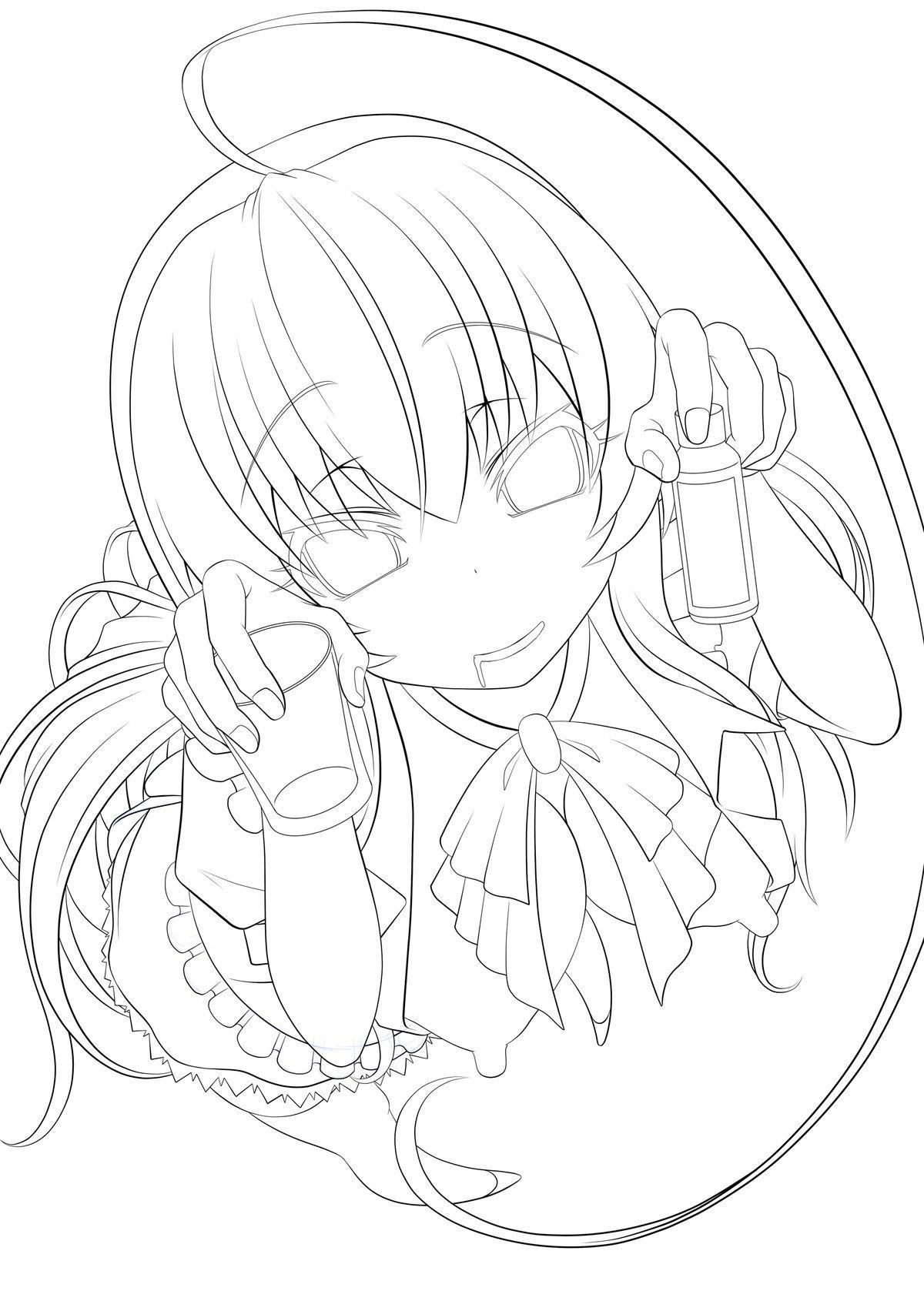 Morimasu! Nyaruko-san 1