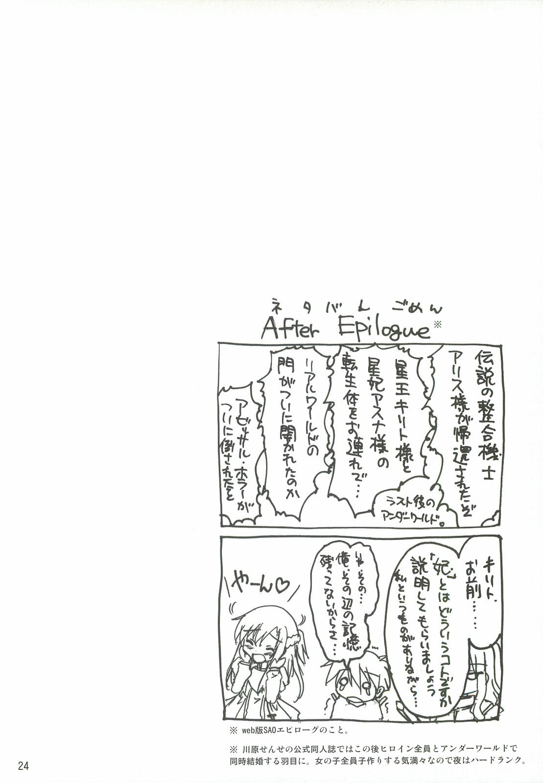 Silica Asuna Offline Analyzation 22