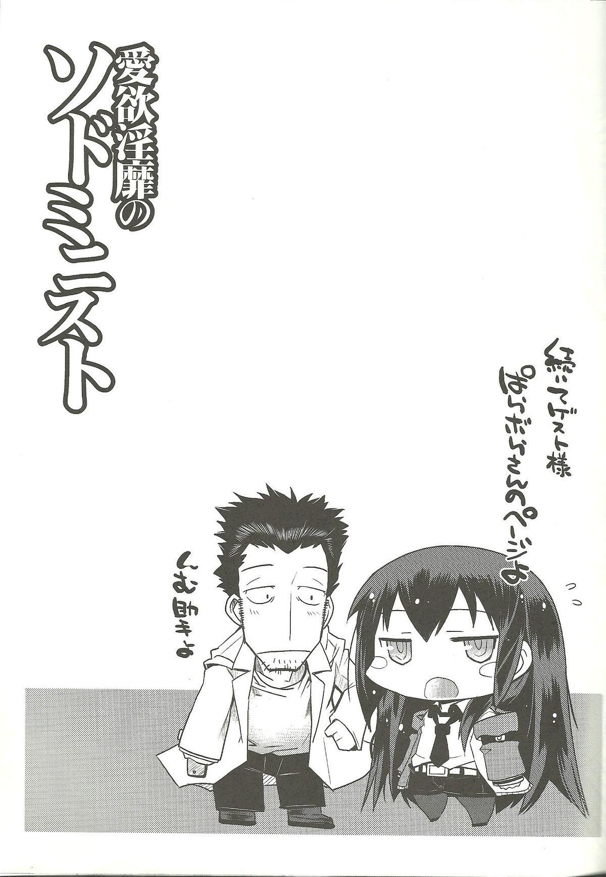 Aiyoku Inbi no Sodominist 29