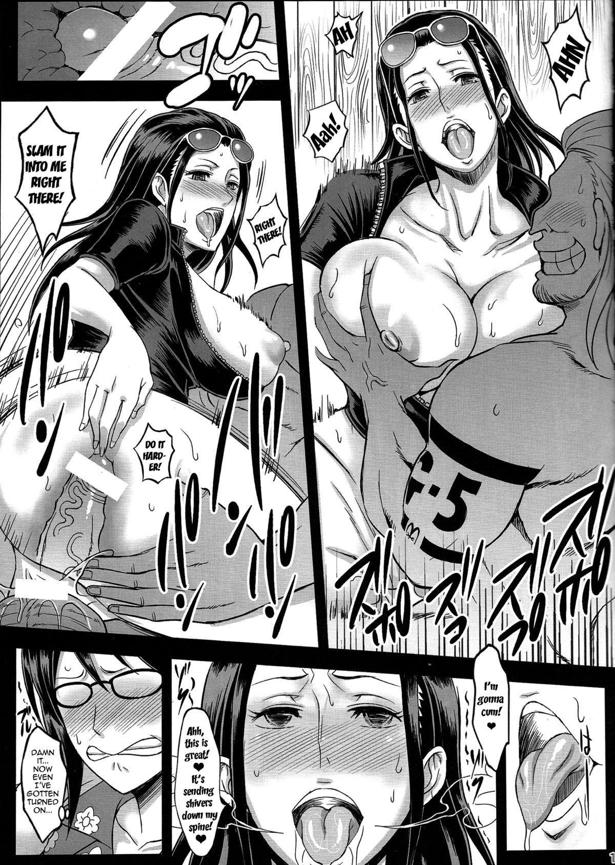 Rakuen Onna Kaizoku 3 - Woman Pirate in Paradise 17