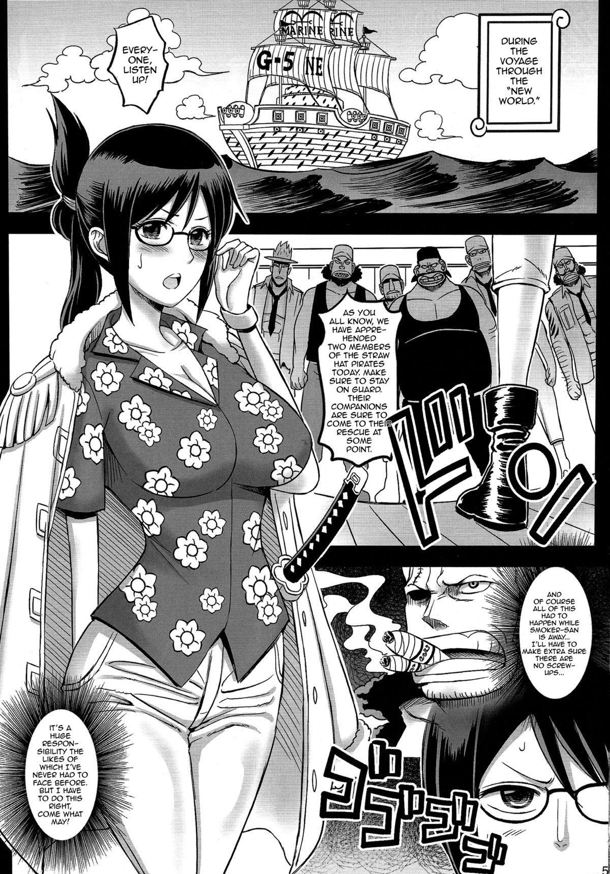 Rakuen Onna Kaizoku 3 - Woman Pirate in Paradise 3