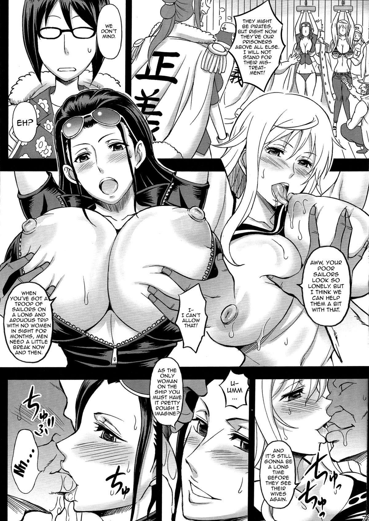 Rakuen Onna Kaizoku 3 - Woman Pirate in Paradise 5