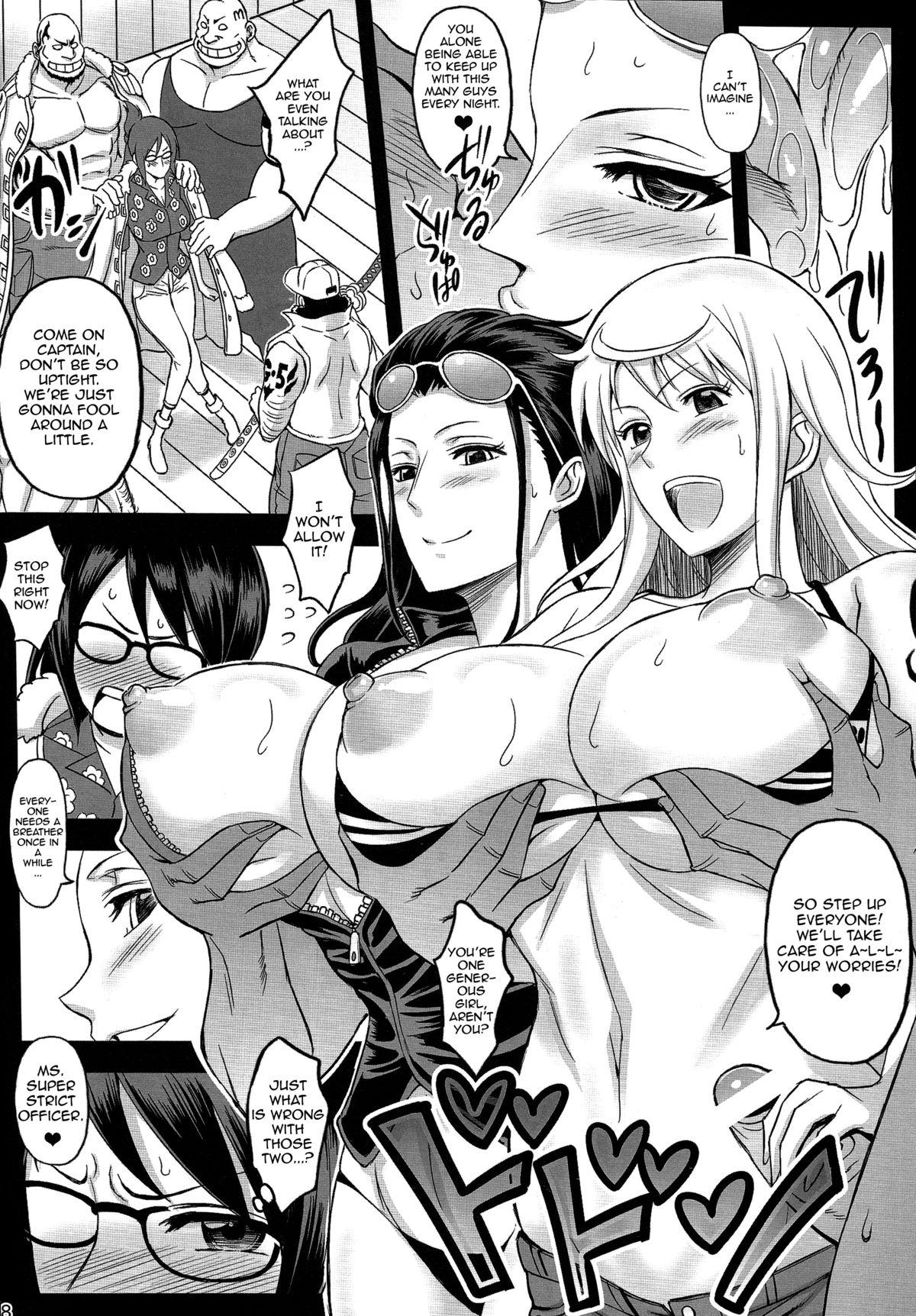 Rakuen Onna Kaizoku 3 - Woman Pirate in Paradise 6