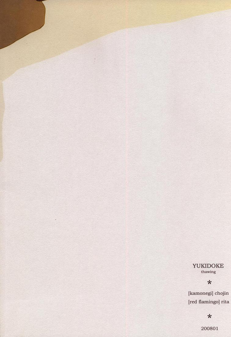 Yukidoke 25